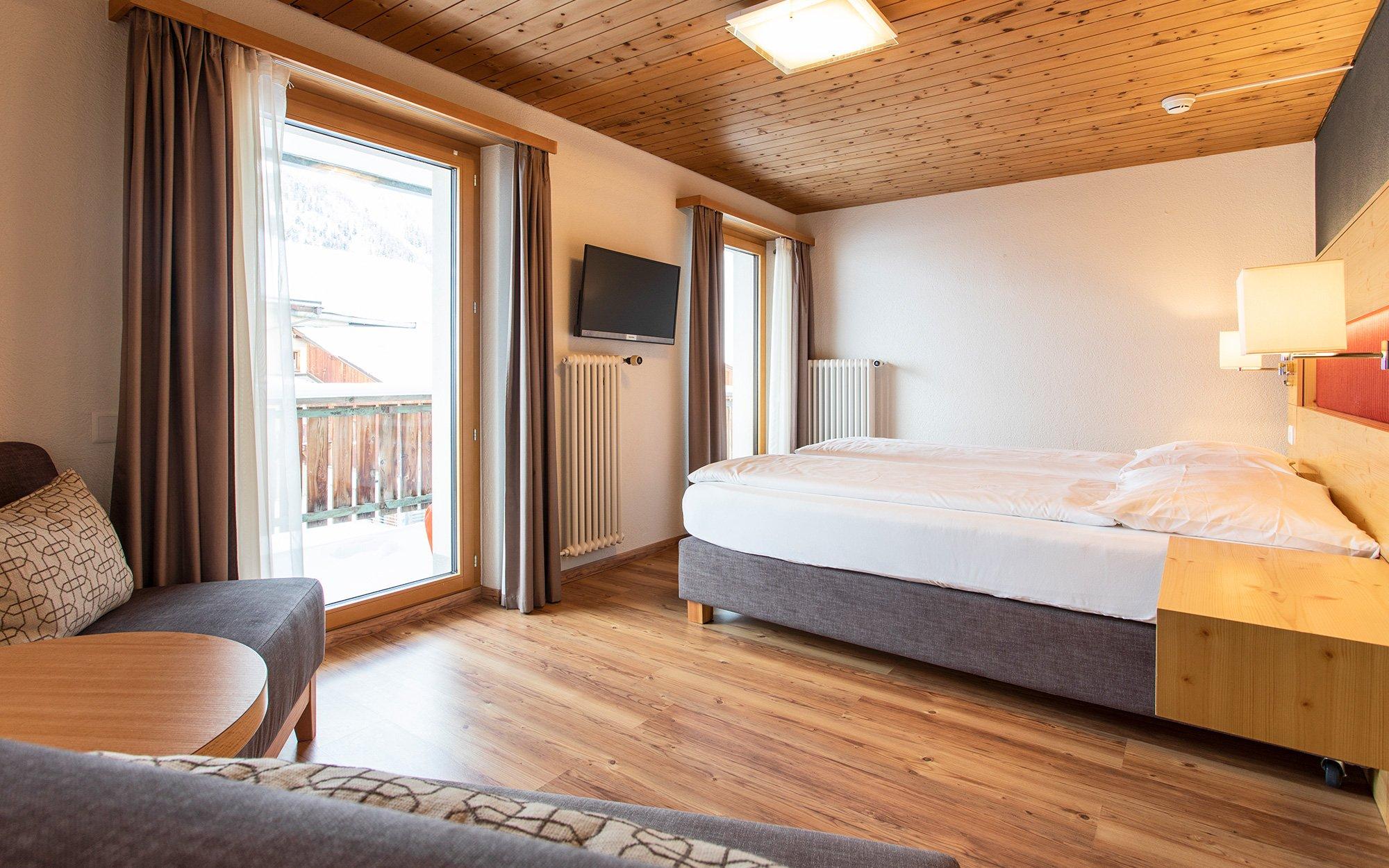 Hotel Engadin - Die Lodge im Meisser Resort